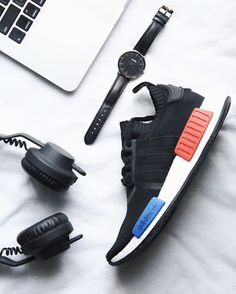 NMD Vibes ||  by @sooreyaht by blkvis http://ift.tt/1T6jOPy