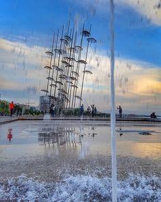 Thessaloniki, Iphone Wallpaper, Greece, Beach, Water, Summer, Travel, Outdoor, Instagram