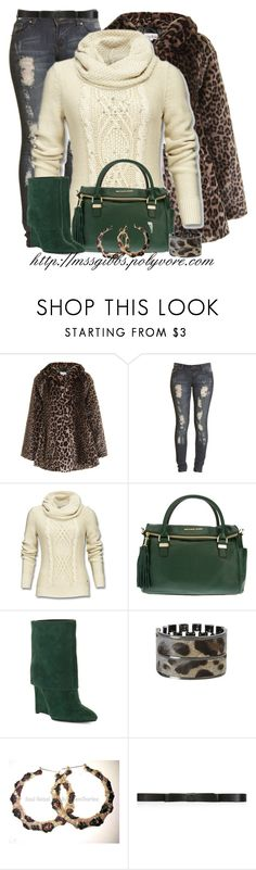 """Untitled #1868"" by mssgibbs ❤ liked on Polyvore featuring Boohoo, Mexx, MICHAEL Michael Kors, Enzo Angiolini, AllSaints and Marni"