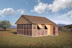 Japanse architect Shigeru Ban ontwerpt modulaire woningen voor Nepal-Bativox