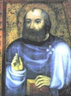 Mistr Theodorik - autoportrét