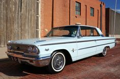 1963 Ford Galaxie 500/XL