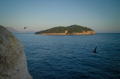 Lokrum island near Dubrovnik