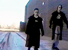 """You're fucking gonna pay for all the shit."""" - Dylan Klebold // The Basement Tapes"""" Columbine High School Shooting, Columbine High School Massacre, Columbine Shooters, Zero Hour, Natural Born Killers, Broken People, School Shootings, Serial Killers, True Crime"""