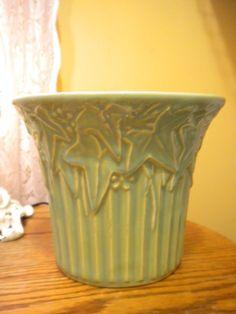 Vintage Classic McCoy Pottery Flower Vase