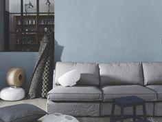 Conforto de braços abertos.  #sofás #salas #decoração #IKEAPortugal