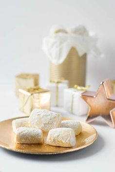 Xmas: dream pieces to fall in love with & DIY cookie jars to give away - Great recipe for dream pieces - Christmas Sweets, Christmas Drinks, Christmas Baking, Xmas Cookies, Cake Cookies, Cupcakes, Baking Recipes, Cookie Recipes, Bakery Kitchen