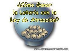 La lotería es sólo un juego de la mente. El objetivo del juego es crear tus deseos de ganar una cantidad específica de dinero, y ... Seguir Leyendo