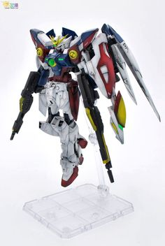 1/100 Wing Gundam Zero: Latest Custom Work by 破晓417 Full PHOTO REVIEW a Lot of Hi Resolution Images, Some WIP, Info http://www.gunjap.net/site/?p=264988