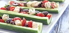 With summer around the corner and and farmers markets full of fresh, ripe tomatoes, cucumbers and other ingredients for your perfect Greek salad, have a lo