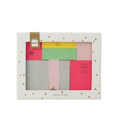 8-pack sticky notes - HEMA