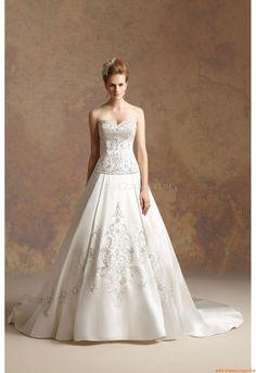 Robe de mariée Jasmine T152015 Couture 2013 - Spring 2013