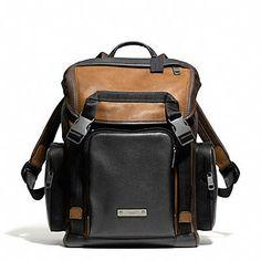 Coach Men's Bags   Shop our newest men's bags at Coach