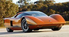 Classic Concepts: 1969 Holden Hurricane | Classic Driver Magazine