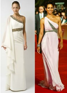marchesa gowns - like dress on left