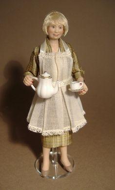 Custom miniature Dolls and Clothing