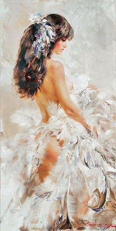 Ivan Slavinsky is a contemporary artist born in 1968 in Leningrad, Russia