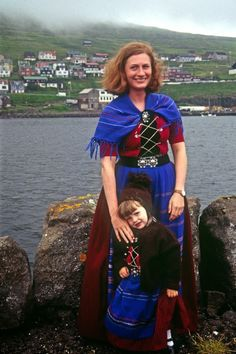FolkCostume&Embroidery: Overview of the Folk Costumes of Europe, Faroe Islands