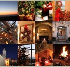Hôtel Crillon Le Brave, Provence, France, Christmas travel