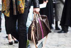 Louis Vuitton Striped