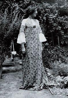 Gustav Klimt Emilie Floge modista7