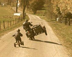 .vintage motos