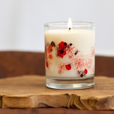 Crash Candle. love simple and love vanilla.