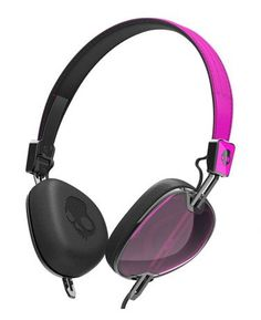 Skullcandy  Navigator Hot Pink - ToneMove - 69 € TTC - Casque audio by ToneMove