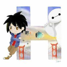 H - Hiro