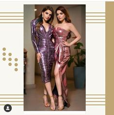 and Prakriti Kakar looking super hot for recently held awards in Mumbai! Wearing Pret metallic collection styled by ! Designer Gowns, Designer Wear, Cocktail Gowns, Western Wear, Evening Gowns, Latest Trends, Women Wear, White Dress, Bodycon Dress