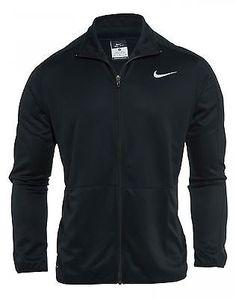Nike Rivalry Jacket Mens 682979-010 Black Basketball Dri-Fit Jacket Size 2XL