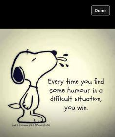 Snoopy words
