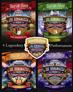 Joe BONAMASSA « Tour De Force – Live In London »... jusqu'où ira-t-il ?