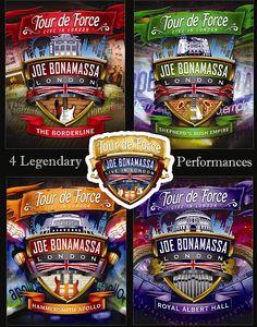 Joe BONAMASSA « Tour De Force – Live In London »... jusqu'où ira-t-il ?