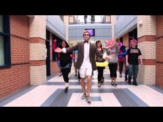 YEARBOOK STYLE COMMERCIAL // Super fun yearbook commercial that was influenced by Gangnam Style. Way to go!   [Barbers Hill High School, Mont Belvieu, TX]