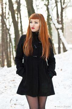 Busty bbw redhead 02