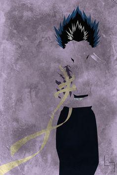 Hiei, Yu Yu Hakusho