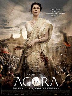 Agora - Film de Alejandro Amenábar (ma note : 7/10)