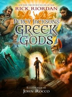 "So begins Percy Jackson's Greek Gods, in which the son of Poseidon adds his own magic--and sarcastic asides--to the classics. He explains how the world was created, then gives readers his personal take on a who's who of ancients, from Apollo to Zeus. Percy does not hold back. ""If you like horror shows, blood baths, lying, stealing, backstabbing, and cannibalism, then read on, because it definitely was a Golden Age for all that."