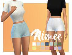 aimee shorts The sims 4 maxis match custom content CC Maxis, Sims Four, Sims 4 Mm Cc, Toddler Outfits, Kids Outfits, Muebles Sims 4 Cc, Sims 4 Cc Kids Clothing, Sims 4 Dresses, Sims 4 Cc Skin