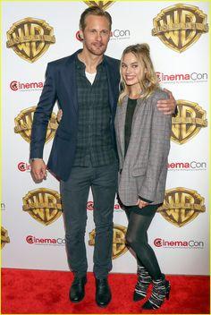 Alexander Skarsgard Leads 'Legend of Tarzan' Cast at CinemaCon