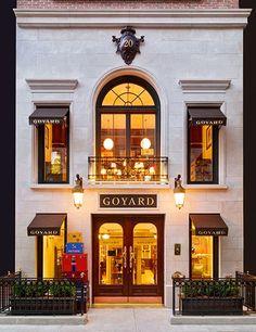 Goyard store in New York