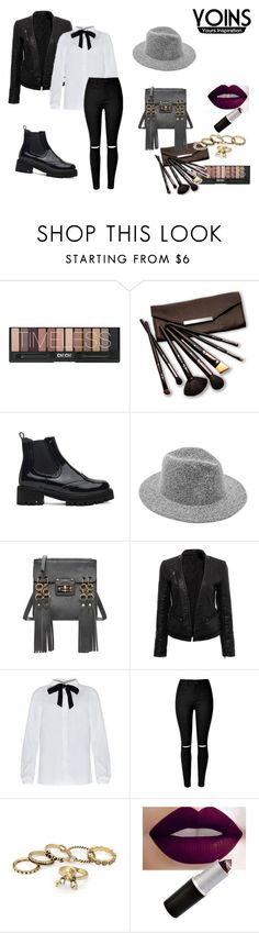 """Untitled #12"" by sanchaz ❤ liked on Polyvore featuring Borghese, women's clothing, women, female, woman, misses, juniors, yoins and yoinscollection"