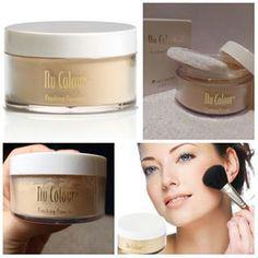 How To Apply Eyeshadow, How To Apply Mascara, Beauty Secrets, Beauty Ideas, Beauty Tips, Lip Gloss Colors, Translucent Powder, Finishing Powder, Color Powder