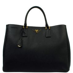 Beautiful Black Prada Bag