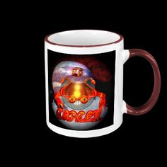 Valxart creepy zodiac born Cancer Coffee Mug by ValxArt.com   Valxart has zodiac art for every spoke of astrological wheel including 12 zodiac, 12 zodiac cusp , 60 years of chinese zodiac , and 60 years of Chinese year zodiac combined with 12 zodiac designs with horoscope forecast. if you do not see desired product, year or zodiac sign desired, contact  info@valx.us for help .