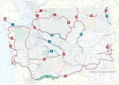 Scenic Highways Interactive Map