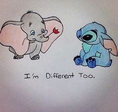 'Im different too'