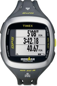 The Timex Ironman Run Trainer 2.0 GPS watch is thinner and smaller than its predecessors, yet it doesn't scrimp on full-featured GPS functionality.