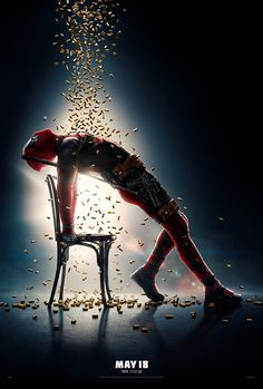 "curtvilescomic: ""Deadpool 2 """